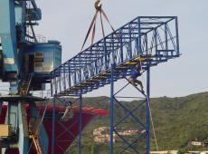 Casp / Praiamar - Torres e Passarelas
