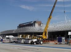 JZ / Infraero - Ampliação Terminal de Cargas do Aeroporto