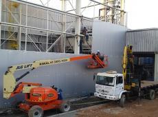 Plaenge Industrial - Cilinder Storage