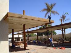 Usina Alto Alegre - Coberturas para Sede Administrativa