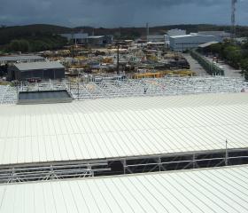Multitek / Petrobras - Estruturas para Laboratório