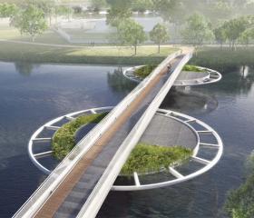 JZ / Bayer - Ponte Móvel Rio Pinheiros